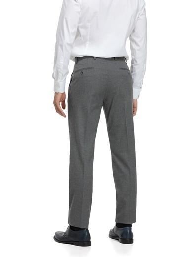 D'S Damat Klasik Pantolon Gri
